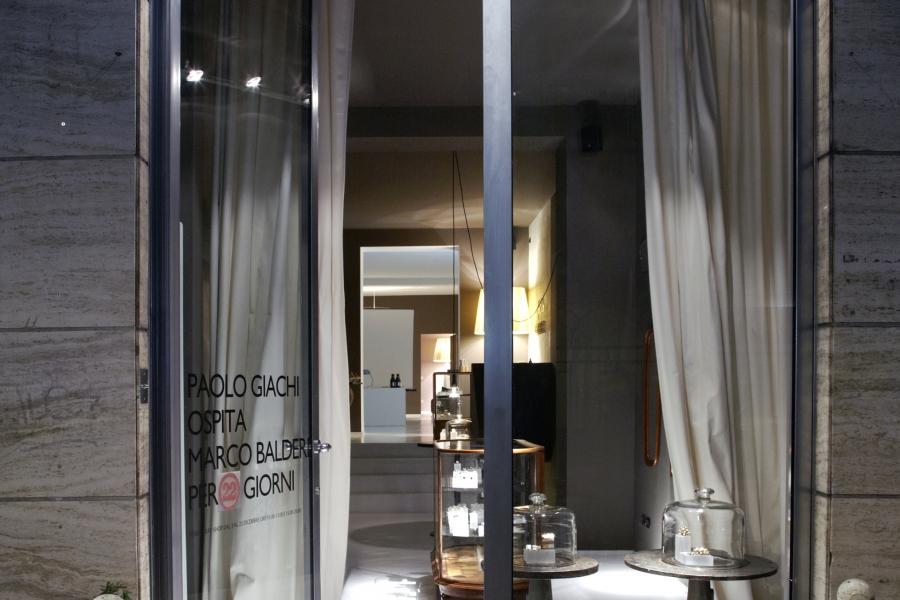 Paolo Giachi - Marco Balderi - Milan