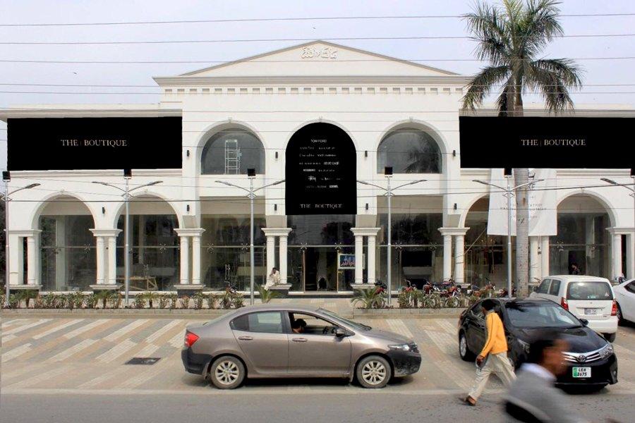 Paolo Giachi - The Boutique - Pakistan