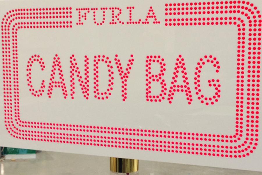 Paolo Giachi - Furla Candy bag